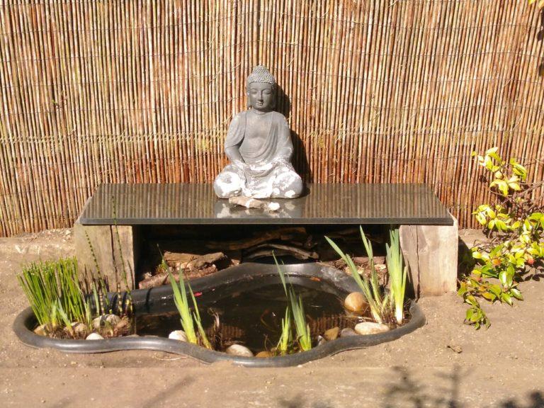 Mosaic & Jamie Garden Shrine