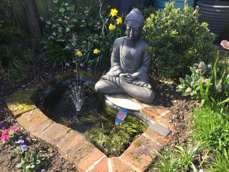 Swadipa Garden Shrine