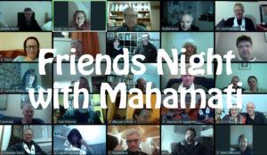 Friends Night with Mahamati