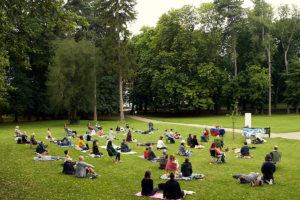 Meditation in the Park CANCELLED