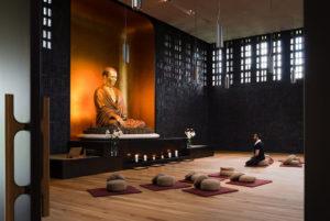 Sangha Retreat at Vajrasana