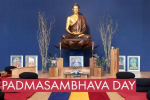 Padmasambhava Day 19th Sept