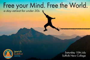 Free your Mind. Free the World.